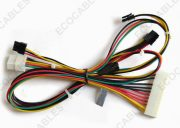 20 Pin Molex Cable Assembly Custom Electric Wire 1
