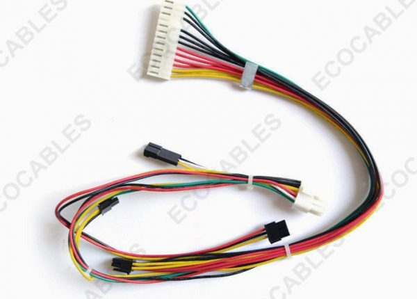20 Pin Molex Cable Assembly Custom Electric Wire 2