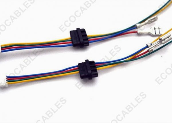 Connector Electrical Wire Harness3
