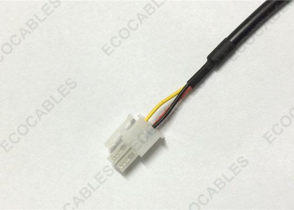 22 AWG 3C BC Controller Power Extension Cables3