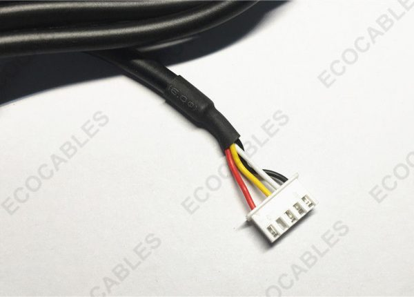 22AWG 4C CABLE Controller Addressable LED Electronic Wire4