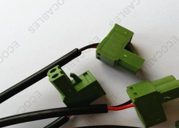 300V Terminal Block Industrial Cable2