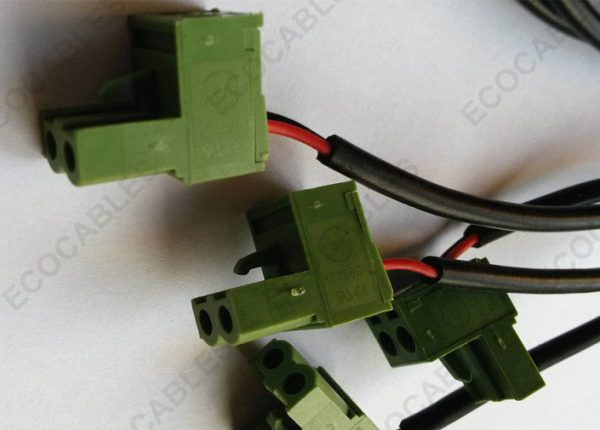 300V Terminal Block Industrial Cable3jpg