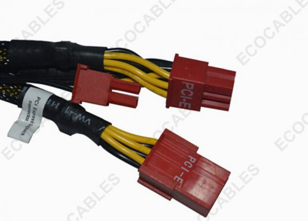 6 Pin Power Extension Cables3