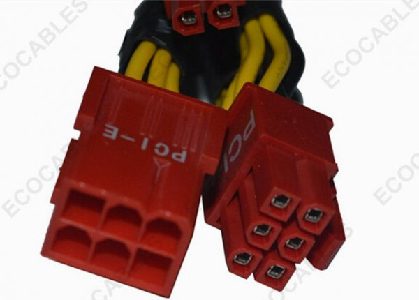 6 Pin Power Extension Cables4