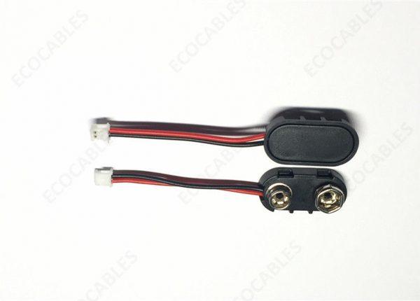 9V Battery Custom Cable1
