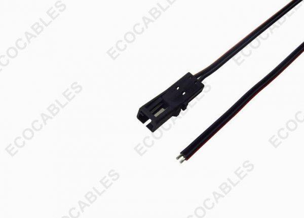Black L813-2P LED Wire2