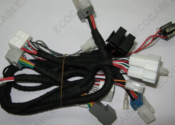 Auto Wiring Harnesspower Cableelectrical Wire Harnesses Product On