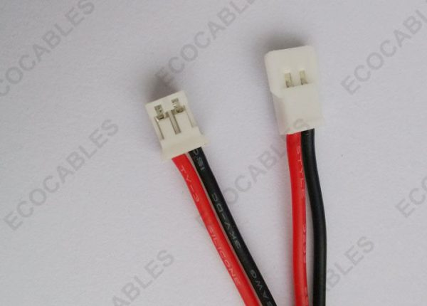 Jst 2P LED Wire Harness 3