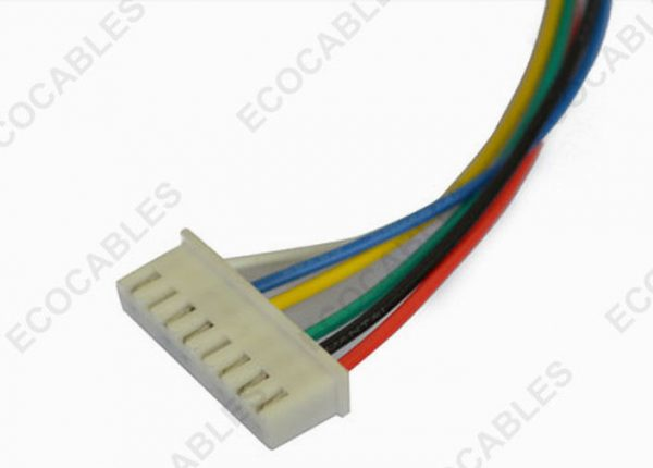 Machine Cable Assembly OEM Industrial Wire Harness Aviation Plug JST ...