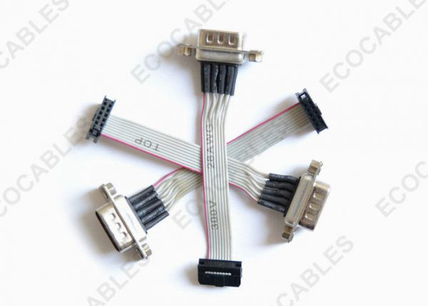 1.0mm Pitch IDC Cable 2
