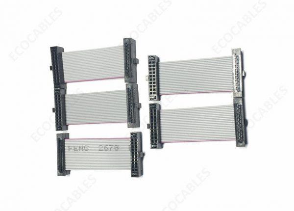 1.27×1.27mm Pitch 2X10 Pin IDC Flat Ribbon Cables 1