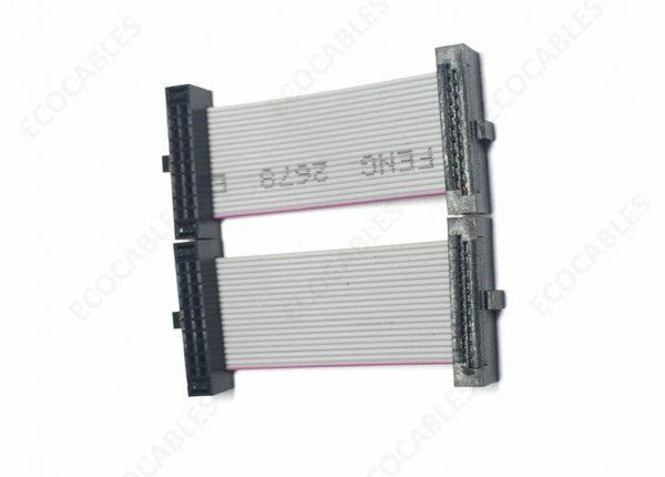 1.27×1.27mm Pitch 2X10 Pin IDC Flat Ribbon Cables 2