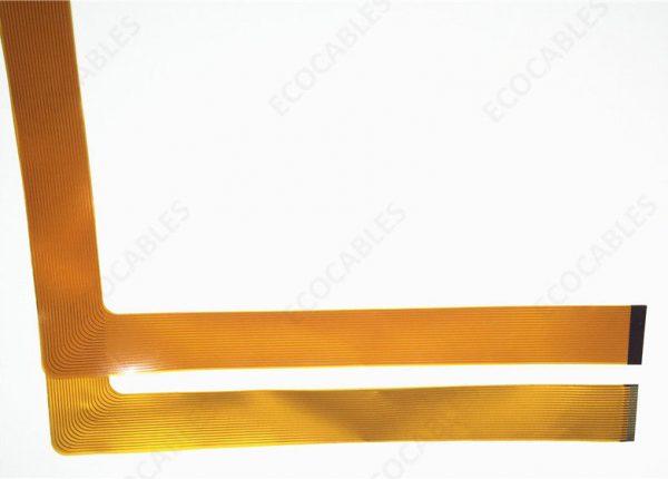 20P 1.0mm FPC Flat Ribbon Cables1