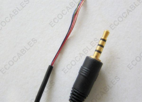 4 Pole Stereo Signal Cable2
