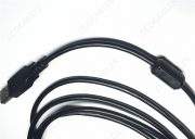 Black A Male High Speed Usb Cable 2