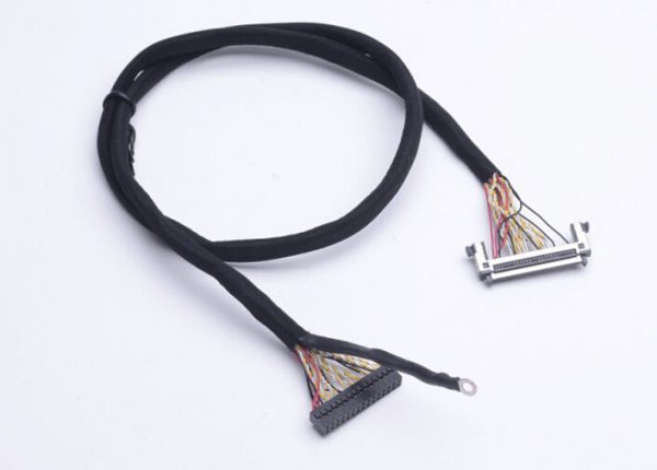 Electronic Wire Harness1