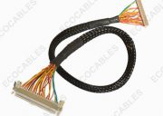 Industrial 1.0mm LVDS Cable 1