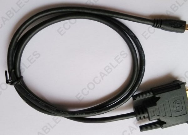 Automotive Stereo DVI Video Cable1