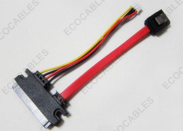 Laptop 4pin 7pin 22pin Red Sata Cable2: 4pin 7 Pin Wiring Harness At Aslink.org