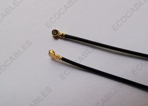 1.13mm Coaxial Cable Wire Assembly IPEX Connector Video Extension Cable3