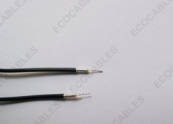 1.13mm Coaxial Cable Wire Assembly IPEX Connector Video Extension Cable4