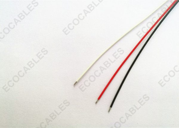 22AWG PTFE Cable For Digital Micro Coffee Roaster RoHS Compliant3