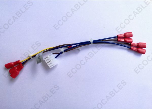AC 120W Power Supply Custom Wire Harness With MX 09524054 Connector1