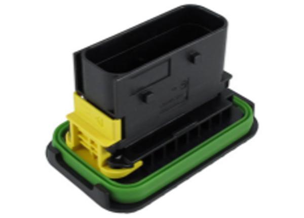 15 Ways Male HDSCS Automotive Connector Housing 1-1564532-1